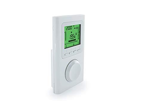 Programmierbares Delta Dore Funk Thermostat X3D für Infrarotheizungen/Photonenheizungen und sonstige Elektroheizungen