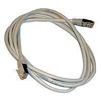 Telegärtner Patch-Kabel (Cat. 6a, 600 MHz, S-FTP LSZH 15 m)