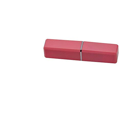ZWB Tabak Pfeifen 1 Stück Lippenstift Metallpfeifen Tabakpfeifen Kreative Pipe Disguise Pipe 84 Mm...