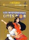 Les Mystérieuses cités d'or : L'Intégrale en 6 DVD