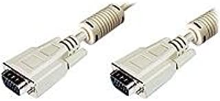 MCL Samar - VGA Cable - HD-15 (M) - HD-15 (M) - 15 m - Molded