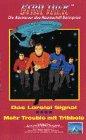 Star Trek Zeichentrick 02 - Das Lorelei Signal/ Mehr Trouble mit Tribbles [VHS]