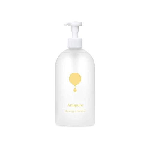 Amipure Like a Nopoo Shampoo - (16.9 Fl Oz/ 500ml) - Sulfate Free - Scalp Deep Cleansing - Scent...