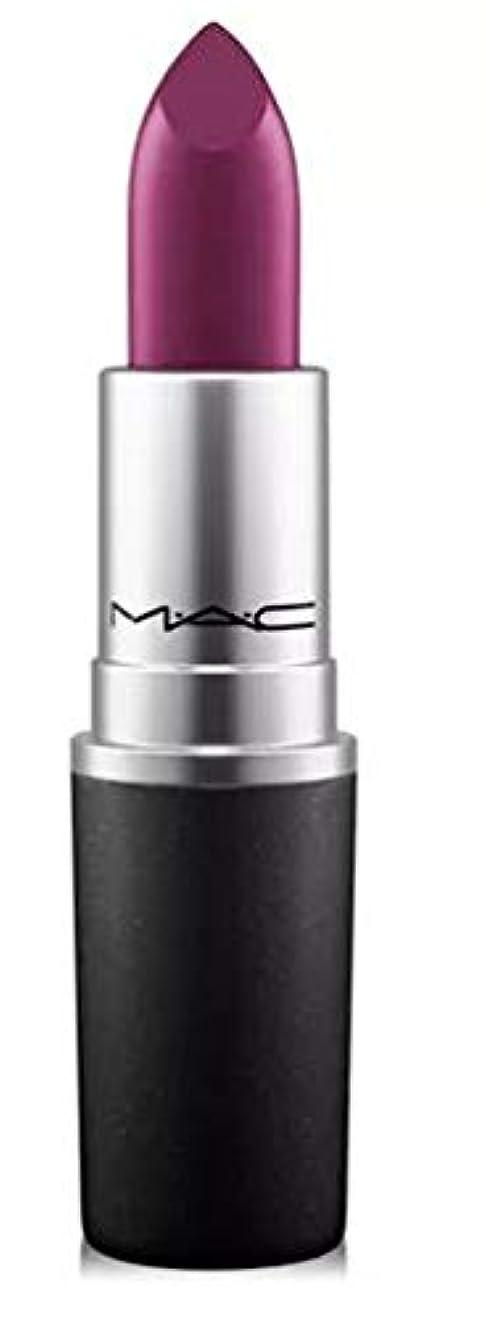 明示的にめる月曜マック MAC Lipstick - Plums Rebel - midtonal cream plum (Satin) プラム リップスティック [並行輸入品]