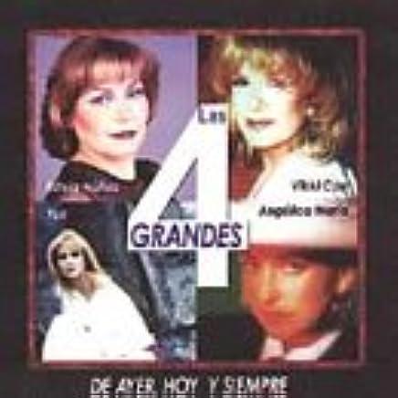 Various Artists - 4 Grandes De Ayer: Hoy Y Siempre - Amazon ...