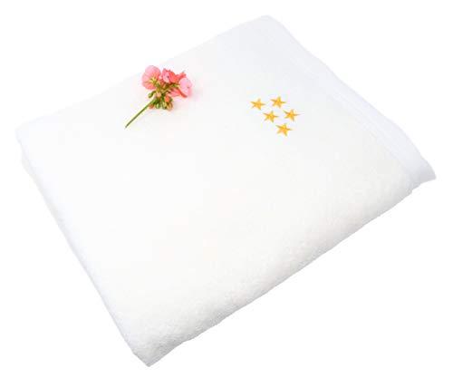 Ashkitomi 5-sterren handdoeken van biologisch katoen Parent