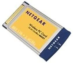 NETGEAR MA521 802.11b Wireless PC Card - Network adapter - CardBus - 802.11b