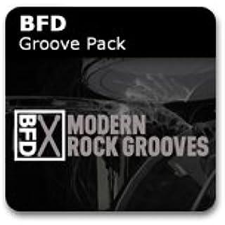 【国内正規品】fxpansion BFD3 Grooves : Modern Rock Grooves