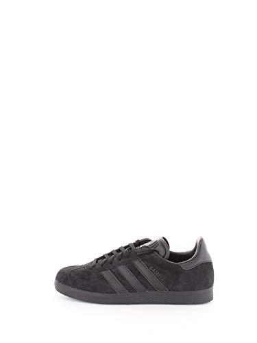 adidas Gazelle, Chaussures de Fitness Homme, Noir (Negbas/Negbas/Negbas 000), 48 EU
