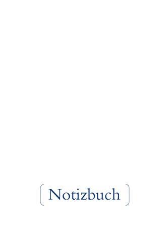 Notizbuch: trendiges weißes Notebook, Planer, Skizzenbuch, Tagebuch, Memoblock, Bullet Journal, Gästebuch, Notizheft, paperblanks