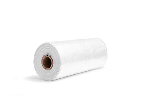 LOCKSMELL Nappy Bin Liner (200m) Compatible con los cartuchos Tommee Tippee Sangenic, Angelcare & Litter Locker - Tubo de Recambio no incluido