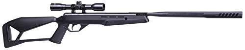 Crosman CF7SXS Fire .177 Break Barrel Air Rifle, Black