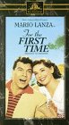 For the First Time [VHS]
