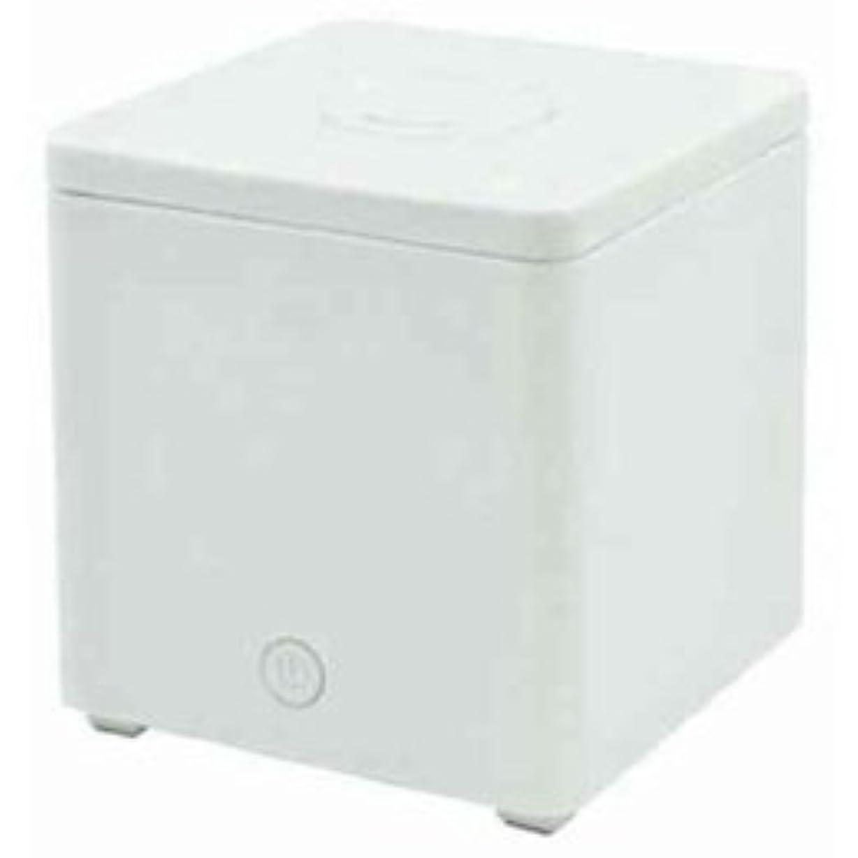 修理可能バットお風呂を持っている【まとめ 2セット】 DRETEC アロマディフューザー コンテミニ コンパクトで置きやすいシンプルデザイン DF-703WT