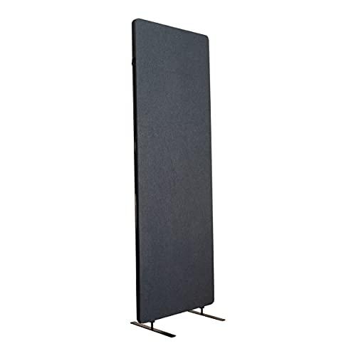 S Stand Up Desk Store Refocus Acustica divisoria | Office Partitions – riduzione del Rumore e visiva distrazioni con Questi Facile da installare a Parete divisori (Midnight Blue, 24' x 66')