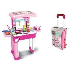 ODS- Cucina, Colore Rosa, 33816