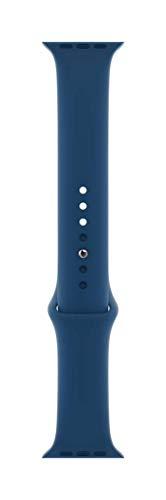 Apple Watch Cinturino Sport Blu orizzonte (44mm) - S/M eM/L