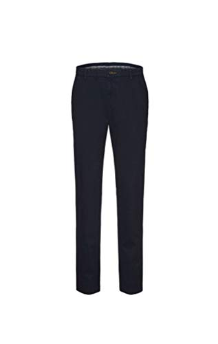 Bugatti Herren 4819-26225 Loose Fit Jeans, Schwarz (Schwarz 290), 44W / 30L