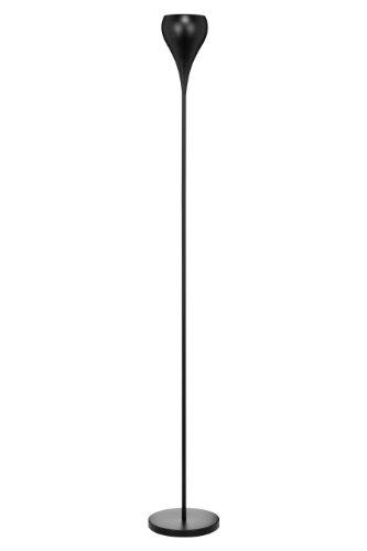 Premier PREM-2501375 Lampada da Terra, Metallo, Nero