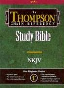 Thompson-Chain Reference Study Bible-NKJV-Skateboard