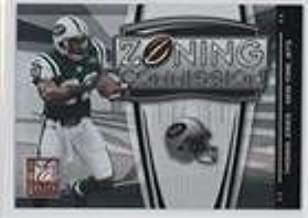 Thomas Jones #90/400 (Football Card) 2008 Donruss Elite - Zoning Commission - Black #ZC-21