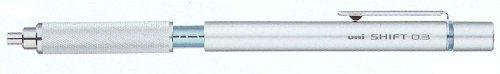 シフト 0.3mm シルバー M3-1010
