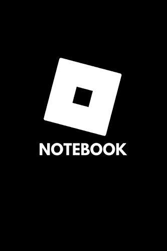 Notebook: Roblox Logo Video Game Notebook Journal for School Kids (Pop Culture)