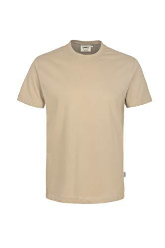 "HAKRO T-Shirt ""Classic"" - 292 - sand - Größe: M"
