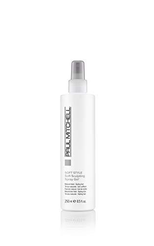Paul Mitchell Soft Sculpting Spray Gel - flexibles Gel-Haarspray für mehr Volumen ideal für alle Haartypen, Haar-Styling in Salon-Qualität, 250 ml