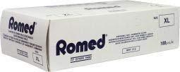 Romed Vinyl Handschuh unsteril gepudert XL - 100 Stk