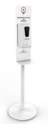 Mx Onda BIG-S0427234 Distributeur d'hydrogel Automatique sur Pied, Blanc, 1 Metro