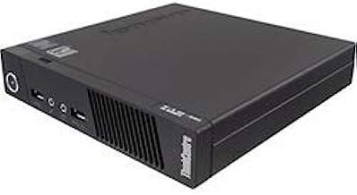 Lenovo ThinkCentre M93p Tiny Desktop PC - i7-4765T 2.00GHz Quad Core, 8GB RAM, 240GB SSD, Win10 Pro (Renewed)