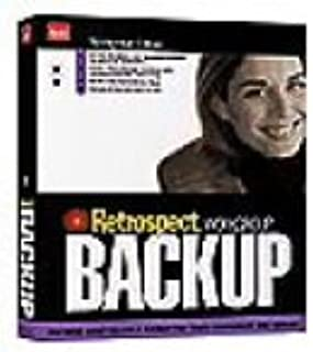 emc retrospect backup software