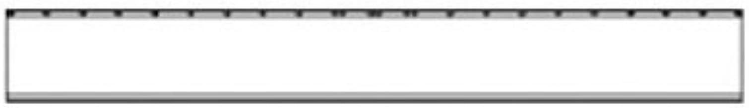 56206600 New Disc Mower Curtain Made to Fit John Deere Kuhn 260 GMD66 ECC1106985