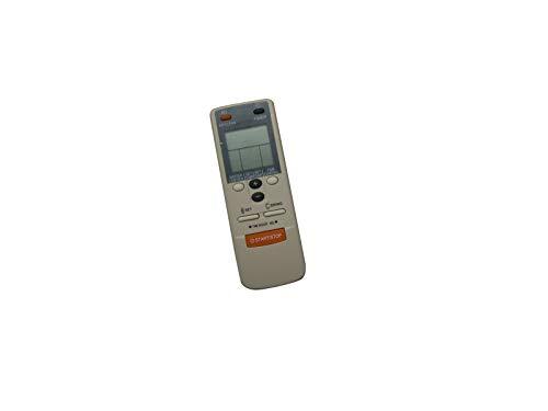 HCDZ Replacement Remote Control for Fujitsu AR-JW2 AR-JW3 AR-DL10 ASH12RSJC ASH14ASAC ASH14RSAC ASH9ASGC ASH9RSJC ASH7F ASH12F ASH7U ASH12U ASH9F Air Conditioner