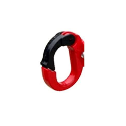HUAHUA JUSU Store Casco de Gancho Delantero Bolsas de Casco Gadget Gadget FIT para XIAOMI MIJIA M365 Scooter eléctrico Skateboard Herramientas de la Botella Equipaje Carrier de Carga (Color :