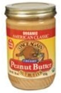 Once Again - Organic American Classic Peanut Butter Creamy - 16 Oz. (Pack of 3) by Onceagain