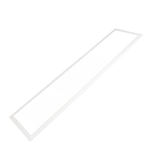 LED paneel 120x30 cm neutraal wit 4000K plafondlamp 40W plafondlamp plat bureaulamp PMMA lichtdiffusorplaat Xtend PLe2.1