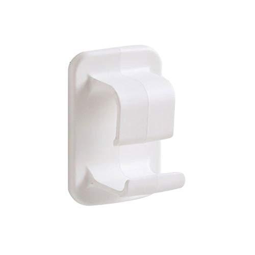 Ganchos autoadhesivos para lavabo organizador de baño con gancho de almacenamiento para colgar en la pared sin perforaciones