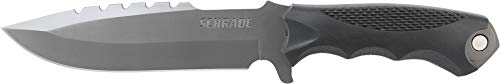 Schrade SCHF27 Extreme Survival Full Tang Fixed Blade Knife and Tool, Multi, One Size