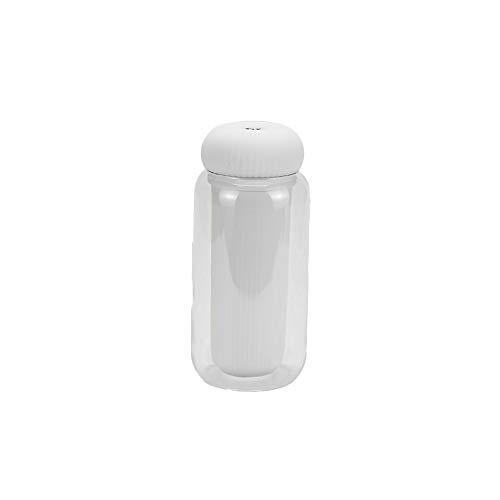 ZZYJYALG Humidificador de Aire Plástico Gran Capacidad de Gran Capacidad USB Aroma Esencial DIFUSOR DE ACEPETO Cool DIFUSOR DE Aire PURIFICADOR DE Aire ATOMIQUE AUTOMÁTICO Dormitorio DE LA Oficina DE