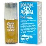 Jovan Sex Appeal for Men Aftershave Cologne, 4 Fl Oz