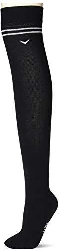 [キャロウェイ] [レディース] 定番 ニーハイソックス 防菌防臭 (機能素材ポリジン) / 靴下 ゴルフ / C21993202 1010_ブラック FR