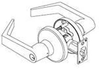 PDQ GT 182 PHL US3 Entry/Office Function Lockset