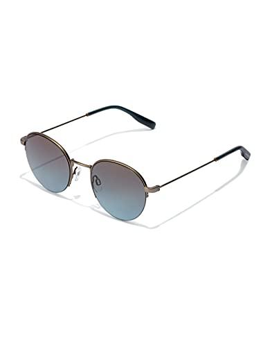 HAWKERS MOMA Crosstown-Storm Gafas de Sol, Azul/Negro, One Size Unisex Adulto