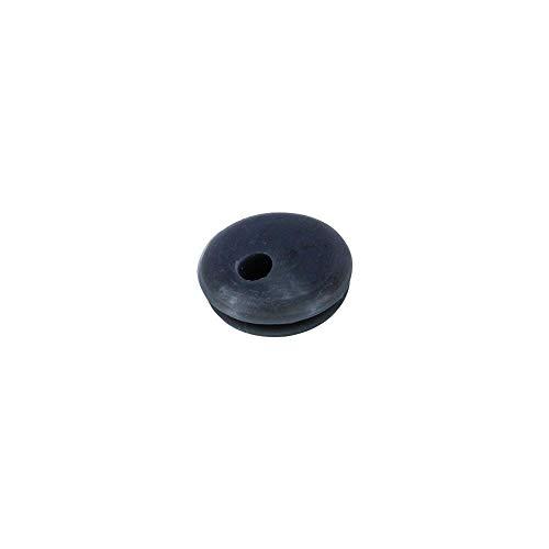 Ontstekingsadapter rubberen stop lampmasker donkergrijs voor C GTS KS 50 type 517 koplamp rubberen stop