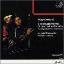 Monteverdi: Il combattimento di Tancredi e Clorinda / Christie, Les Arts Florissants