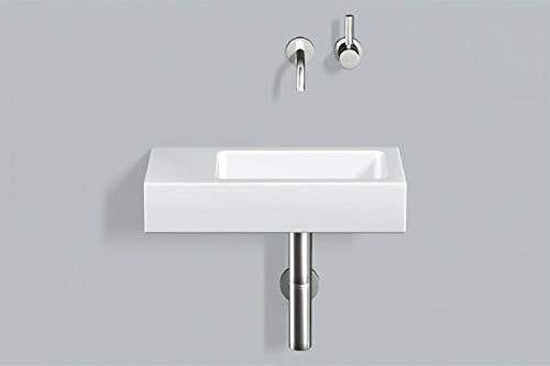 Alape Waschtisch WT.XS500.R Weiß