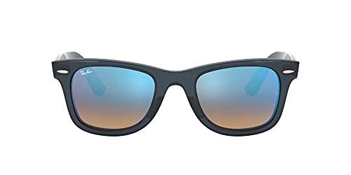 Ray-Ban Wayfarer Ease RB4340 62324O- Gafas De Sol, azul,150x50x22 mm
