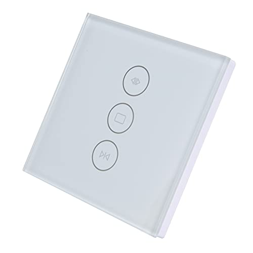 Interruptor De La Cortina De WiFi, Control Conveniente Del Tacto Del Interruptor De La Cortina Del Tacto Para El Hogar